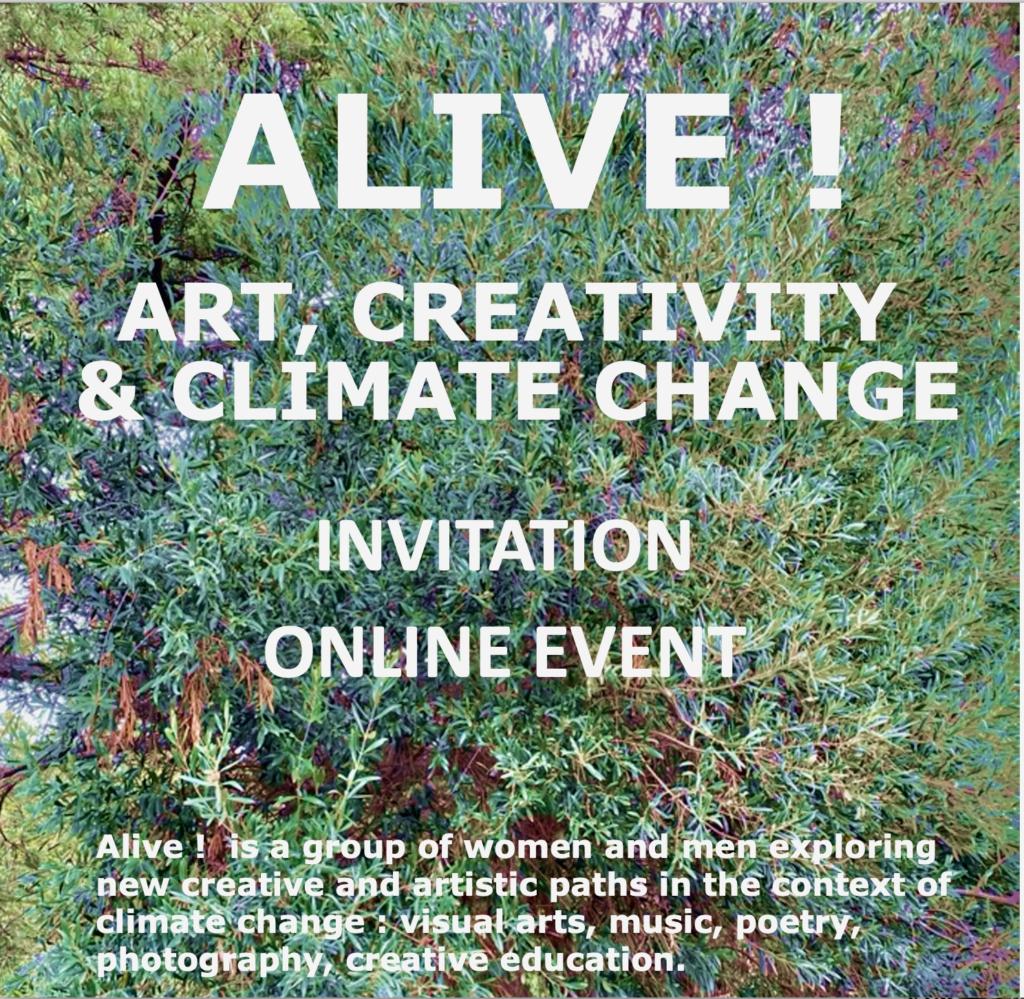 Invitation to online event